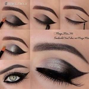 30 Best Eye Makeup Diagram Images On Pinterest