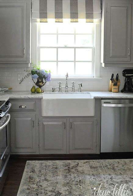 pictures of kitchens with gray cabinets a rug for our kitchen dear lillie bloglovin 9120