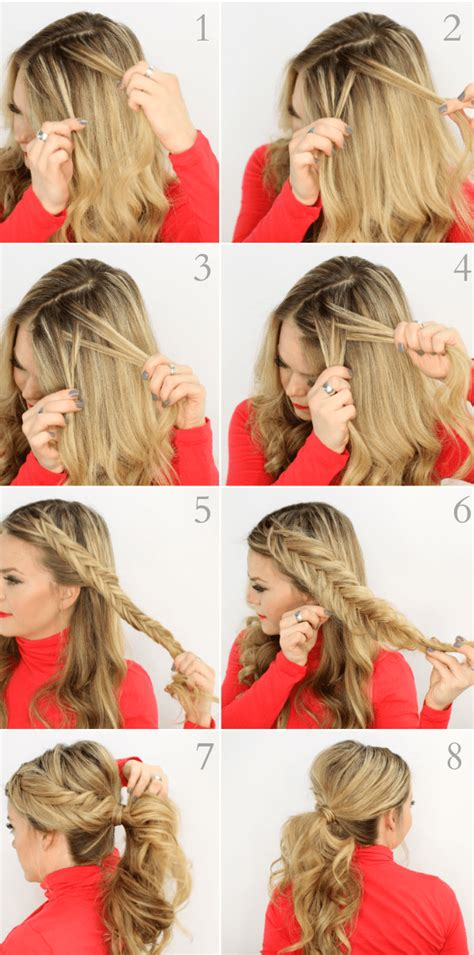 brilliant ways  create  perfect hairstyle