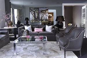Gray interior design ideas for your home for Interior design grey rooms