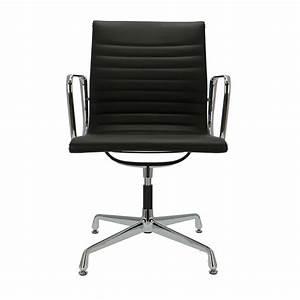 Eames Ea 108 : eames bureaustoel ea 108 zwart skai ~ A.2002-acura-tl-radio.info Haus und Dekorationen