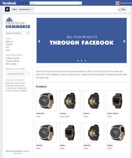 obox social commerce plugin ecommerce plugin for woocommerce