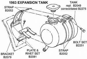 1963 Expansion Tank - Diagram View