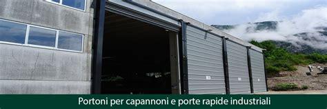 portoni capannoni industriali portoni per capannoni industriali e porte magazzini in vendita