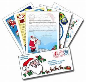 Amazing santa letters for Groupon santa letter