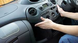How To Remove Head Unit On 2003 Toyota Yaris