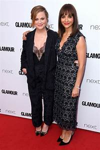 Amy Poehler and Rashida Jones Reunite at the Glamour Women ...