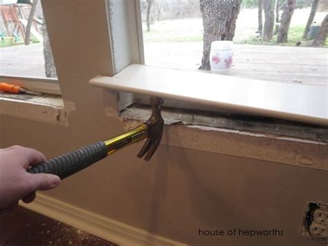 How To Build A Window Sill by Craftsman Style Moulding Makes Me Happy Home Bedrooms