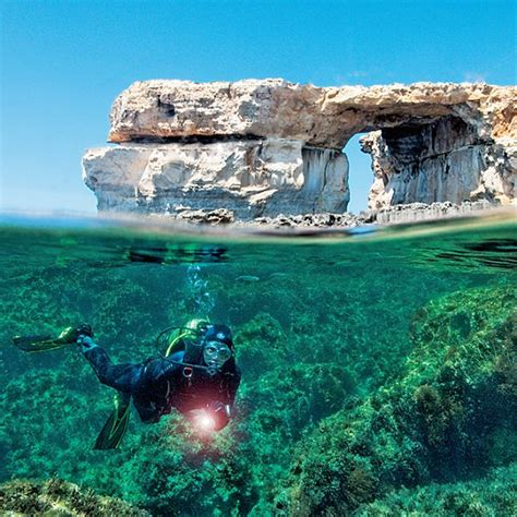 Gozo Dive by Scuba Diving A Gozo