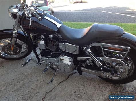 Harley-davidson Dyna Low Rider For Sale In Australia