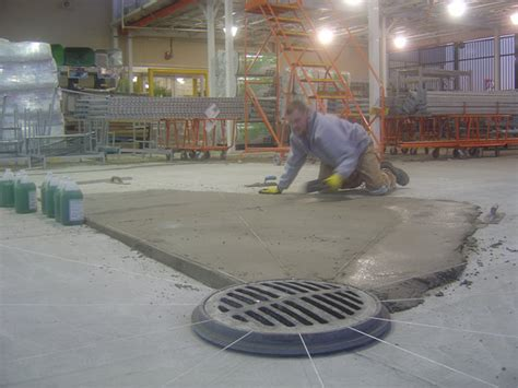 floor leveling concure restoration