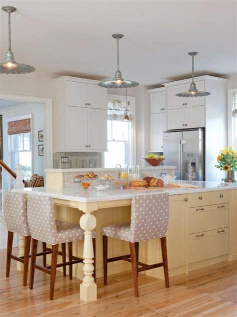 la cuisine avec ilot central idees de decoration