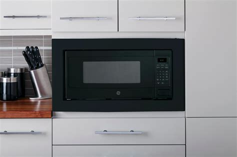 ge appliances jxdfbb  built  microwave trim kit