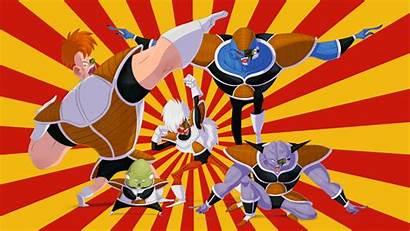 Ginyu Force Dragon Ball Character Behance