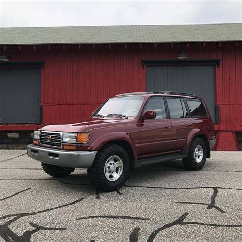 Toyota Land Cruiser Picture by 1995 Toyota Land Cruiser For Sale 2291400 Hemmings