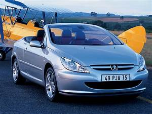 Peugeot 307 Cc Specs - 2003  2004  2005