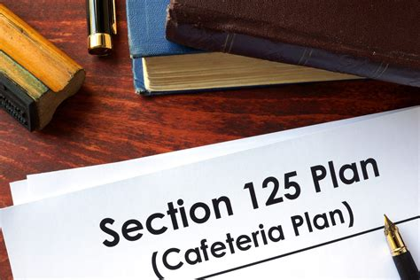 section  cafeteria plan      works