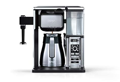 Applies to all models within the cf090 series & cf095 series.t. Ninja Coffee Bar Thermal Carafe System, Stainless Carafe (CF097) | Coffee Store