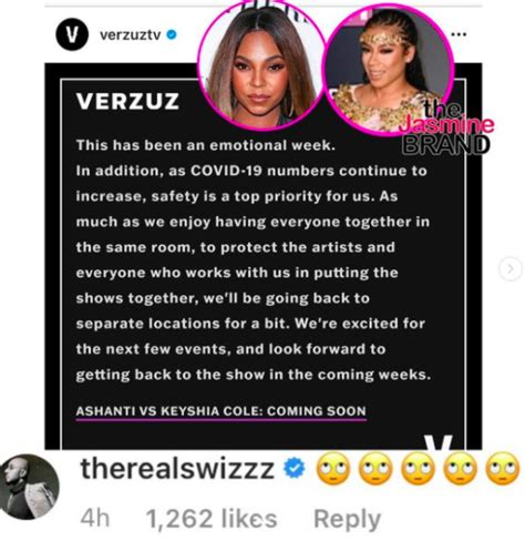 Keyshia Cole Apologizes For Verzuz Battle W/ Ashanti Being ...