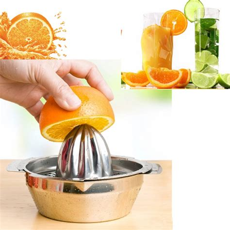 press juicer lemon squeezer hand citrus fruit kitchen stainless steel manual tool lime orange walmart lazada tools