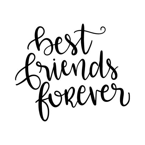 Free Best Friend by Best Friends Forever Lovesvg