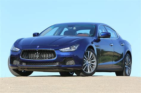 2017 Maserati Ghibli Pricing