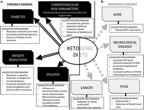 ketogenic diet  proven benefits