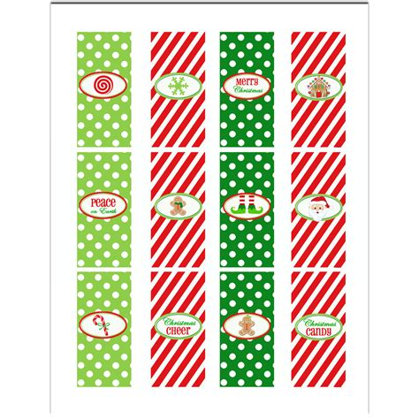 Candy bar slider made with the stampin' up! Christmas Mini Chocolate Candy Bar Wrappers by That Party Chick - Christmas is Here
