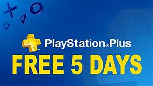 Playstation Plus Gratis Code Ohne Kreditkarte : playstation plus free 5 days discount code january youtube ~ Watch28wear.com Haus und Dekorationen
