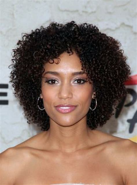 curly afros hair styles afro curly hairstyles