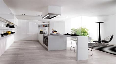 open kitchen design flowing open interiors from euromobil