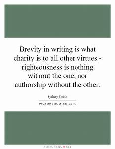 Brevity Is The Soul Of Wit Essay best creative writing masters ...