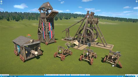 siege ugc steam workshop siege engines