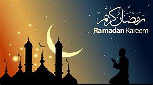 Ramadan Mubarak - The Islamic Holy Month