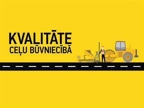 LVC rīkos profesionāļu diskusiju par ceļu būvniecības ...