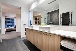 Photo Salle De Bain Moderne : salle de bain bois moderne ~ Premium-room.com Idées de Décoration