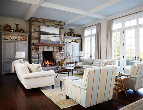 A New England-style House By Sarah Richardson Design Home Office Secretary Desk 365 Theater Receiver White Movie Decor Starbucks Executive Desks For Long