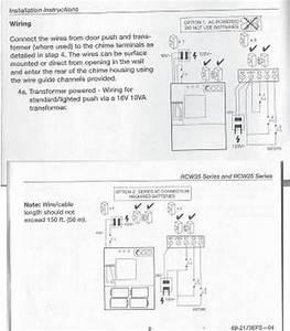Doorbell Wiring Question