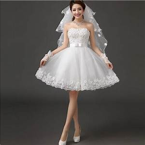 Short white wedding dresses under 100 wedding ideas for Short white wedding dresses under 100