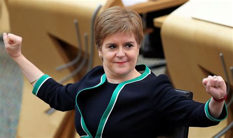Minister accuses Nicola Sturgeon of inflaming tensions at ...