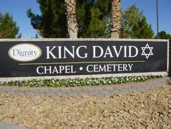 King David Memorial Chapel And Cemetery In Las Vegas
