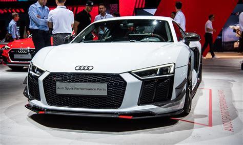 Audi Sport Performance Parts Für Audi R8 Und Audi Tt