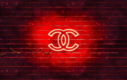 Chanel 4k Brands Neon Desktop Wallpapers Brickwall