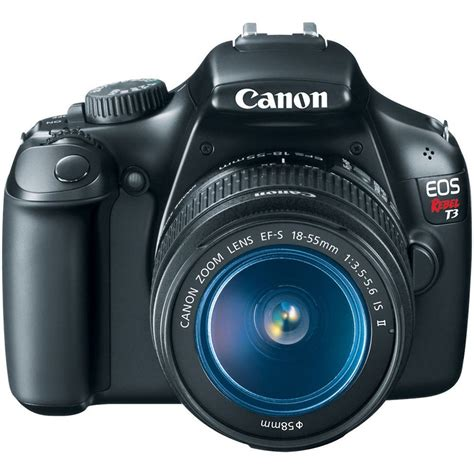 Canon Slr The Best Shopping For You Canon Eos Rebel T3 12 2 Mp