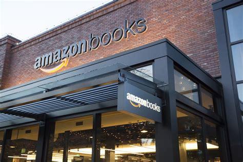amazon launch  physical bookstore