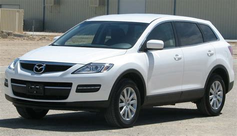 Mazda Cx 9 History Of Model Photo Gallery And List Of