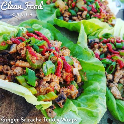 Clean Sriracha Recipes Food Crush