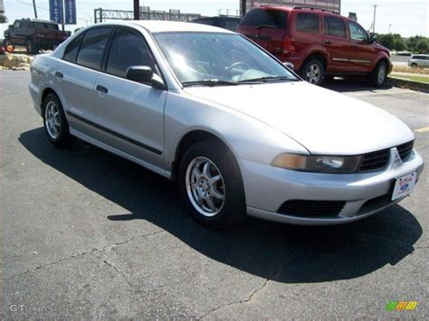 Mitsubishi Galant De by 2002 Sterling Silver Metallic Mitsubishi Galant De