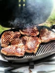 Grill Porterhouse Steak