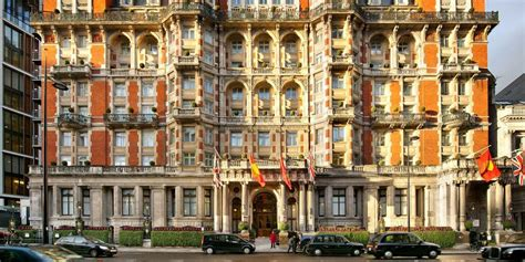 most expensive hotels in london business insider